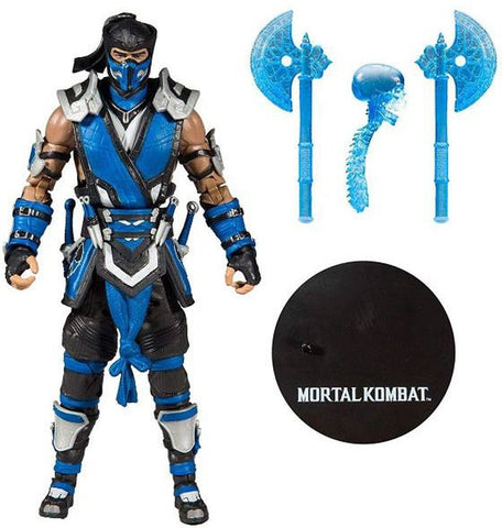 MORTAL KOMBAT SUB-ZERO 7-INCH ACTION FIGURE
