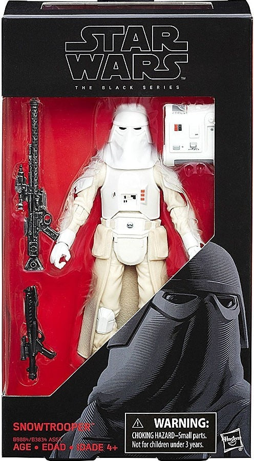 Star Wars 6-Inch Episode V Snowtrooper Action Figure