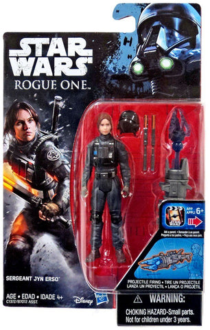 Star Wars Rogue One 3.75-Inch Jyn Erso Action Figure