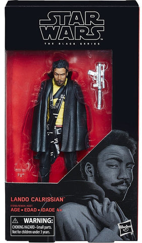 Star Wars Black Series 6-Inch Lando Calrissian (Young) Action Figure