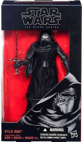 "Star Wars VII  6"" Kylo Ren Action Figure"