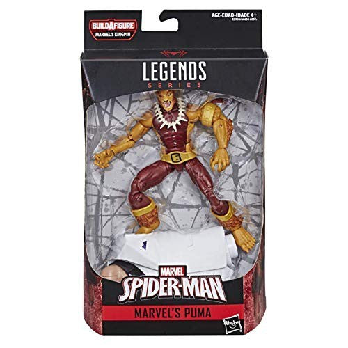 Spider-Man Legends Puma Action Figure