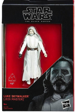 Star Wars 6-Inch Luke Skywalker (Jedi Master) Action Figure