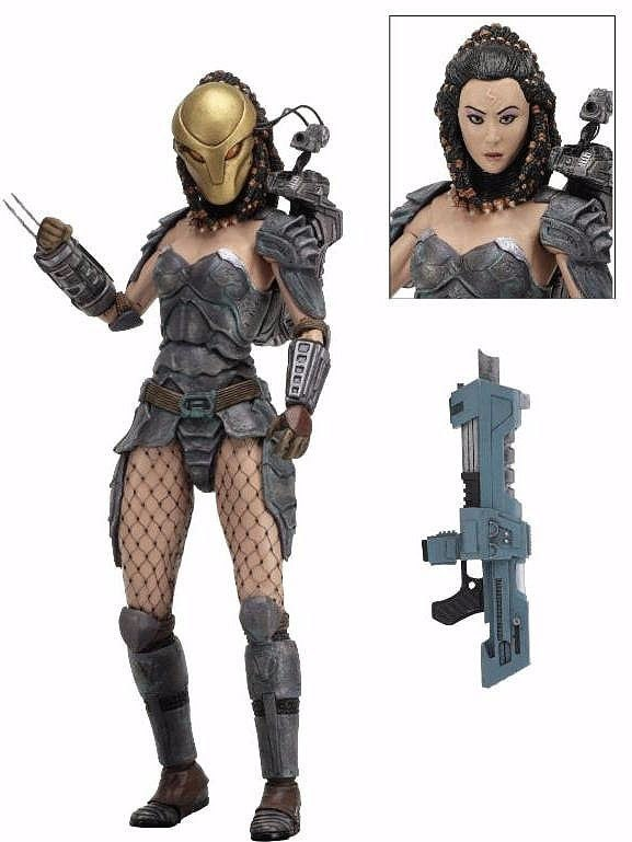 Predator Machiko 7-Inch Action Figure