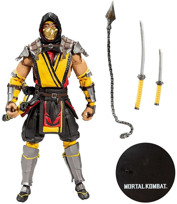MORTAL KOMBAT SCORPION 7-INCH ACTION FIGURE