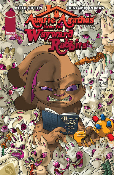Auntie Agathas Home for Wayward Rabbits (2018) #3