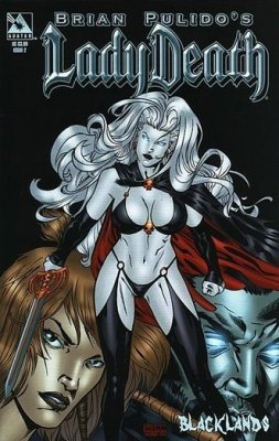 Lady Death: Blacklands (2006) #2