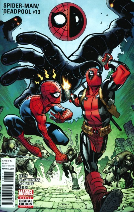 Spider-Man Deadpool (2016) #13