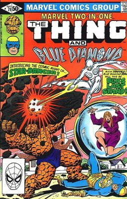 Marvel Two-In-One (1974) #79
