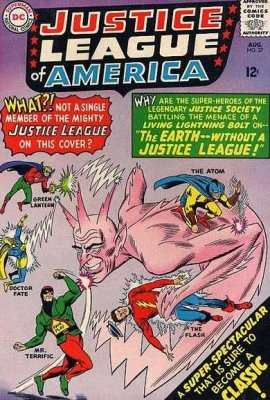 Justice League of America (1960) #37