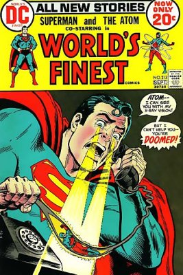 World's Finest Comics (1941) #213
