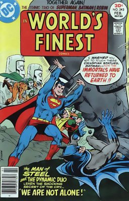 World's Finest Comics (1941) #243