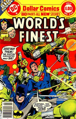Worlds Finest Comics (1941) #245