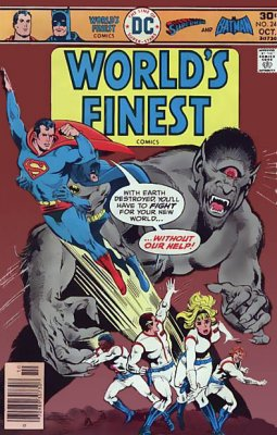 World's Finest Comics (1941) #241