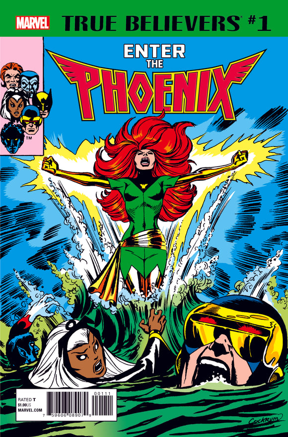 True Believers Enter The Phoenix (2017)