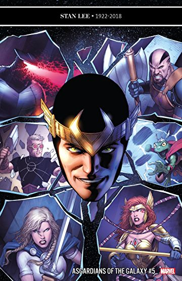 Asgardians of the Galaxy (2018) #5