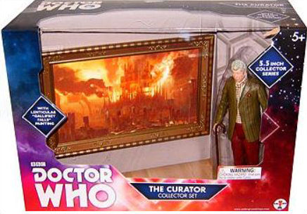 Doctor Who The Curator Action Figure