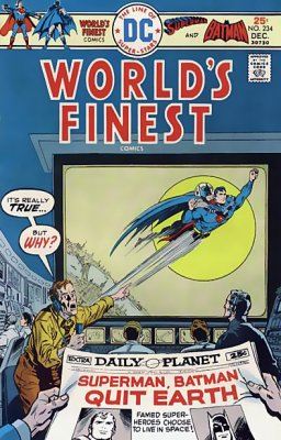 Worlds Finest Comics (1941) #234