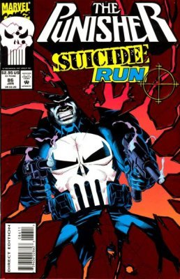 Punisher (1987) #86