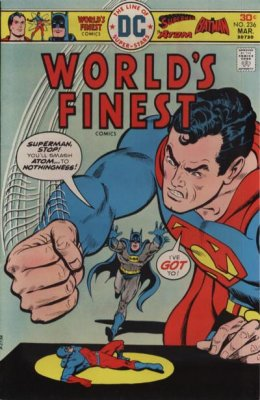 Worlds Finest Comics (1941) #236