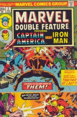 Marvel Double Feature (1973) #2