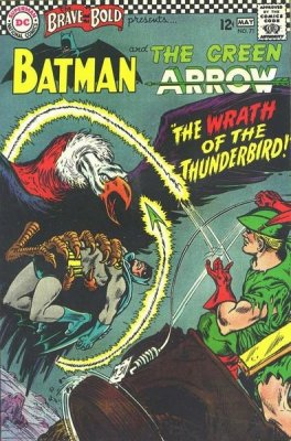 Brave and the Bold (1955) #71