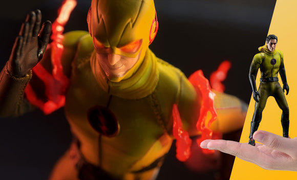 Reverse Flash 1:12 Action Figure