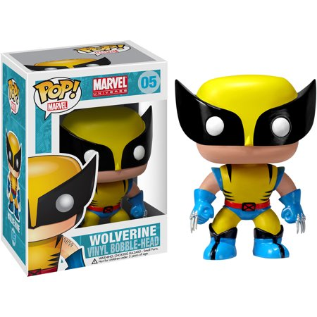 Pop Marvel Wolverine Vinyl Figure