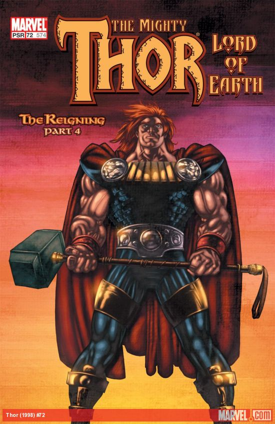 Thor Volume 5: The Reigning
