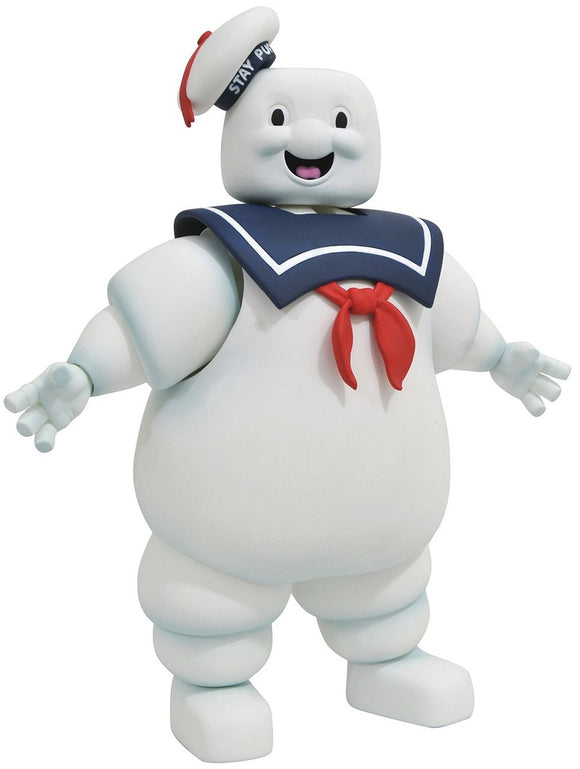 Ghostbusters Select Series 10 Stay Puft Action Figure