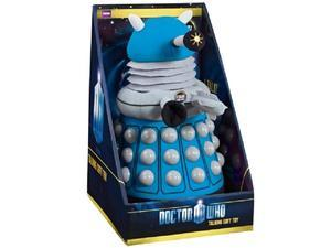 "Doctor Who 9"" Talking Plush Blue Dalek"