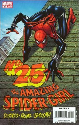 Amazing Spider-Girl (2006) #25