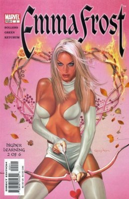 Emma Frost (2003) #2