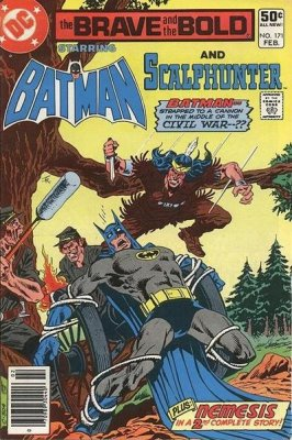 Brave and the Bold (1955) #171