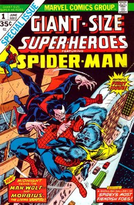 Giant-Size Super-Heroes Featuring Spider-Man (1974)