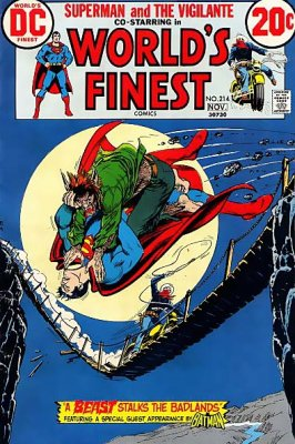World's Finest Comics (1941) #214