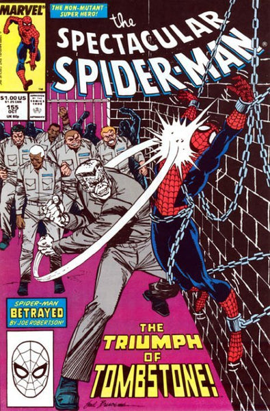Spectacular Spider-Man (1976) #155