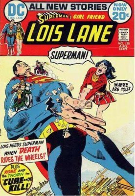 Supermans Girlfriend Lois Lane (1958) #125