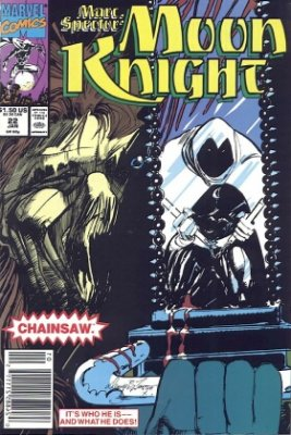 Marc Spector: Moon Knight (1989) #22
