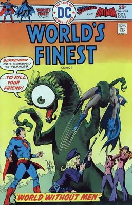 Worlds Finest Comics (1941) #233