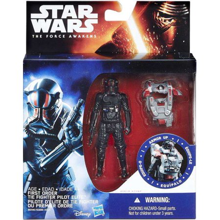 Star Wars Armor Series VII TIE Fighter Pilot Elite 3.75