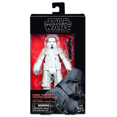 Star Wars Black Series 6-Inch Range Trooper Action Figure