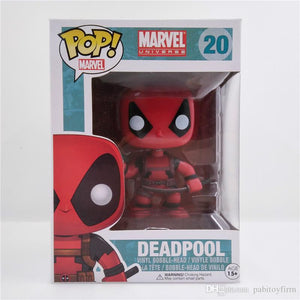 Pop Deadpool Vinyl Figure
