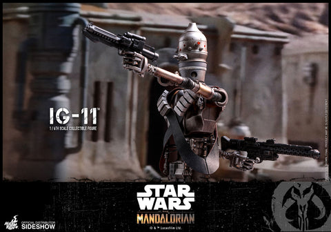 IG-11 Sixth Scale Figure
