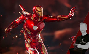 Iron Man Mark L : Avengers Infinity War - Art Scale 1:10 - Statue