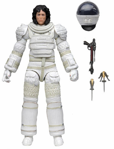 "Alien - 7"" Scale Action Figure - 40th Anniversary Ripley (Compression Suit)"