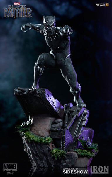 Black Panther 1:10 Statue (Iron Studios)
