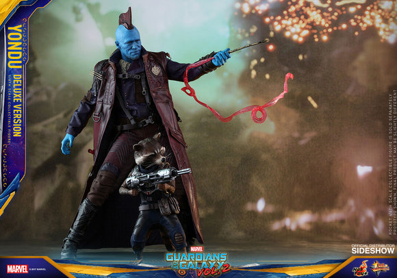 Yondu Deluxe Version Guardians of the Galaxy II Movie Masterpieces 1:6 Scale Action Figure
