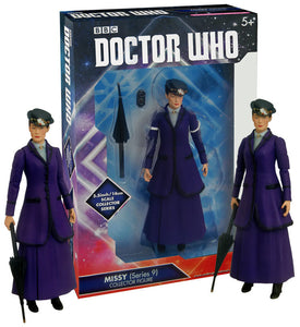 "Doctor Who 5.5"" Missy Action Figure"