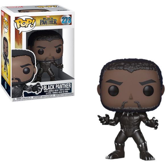Pop Marvel Black Panther Vinyl Figure